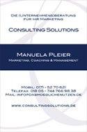 Consulting Vorteilspartner