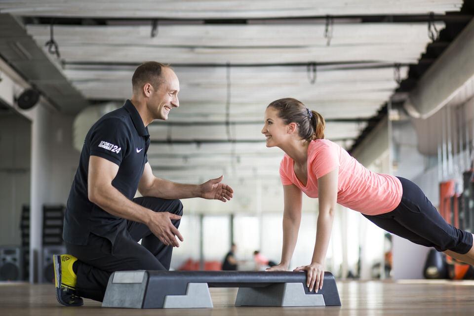 personal training intenso