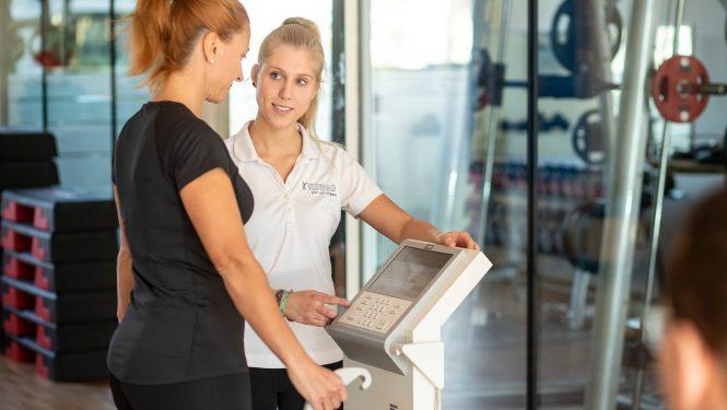 inbody analyse im intenso medical fitness