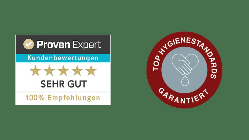 Intenso Darmstadt Proven Expert
